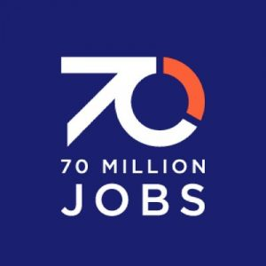 logo 70 Million Jobs