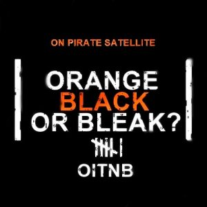 Logo Season 6 Orange, Black, or Bleak