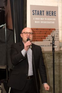 """Julian Adler discusses his book """"Start Here: A Road Map to Reducing Mass Incarceration"""""""
