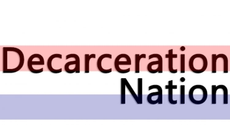 Decarceration Nation Podcast Logo