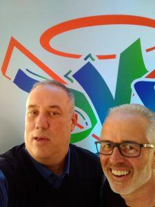 Josh and Rob Perez who runs DV8 Kitchen in Lexington Kentucky