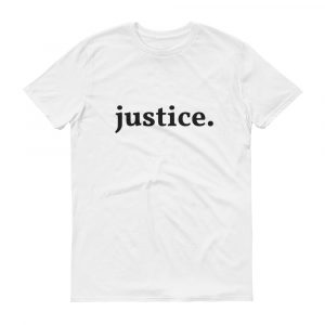 "Decarceration Nation ""justice."" Tee"