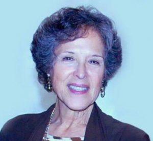 Katherine Vockins founder of Rehabilitation Through The Arts