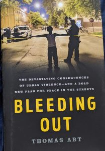 Picture of the book Bleeding Out by Thomas Abt
