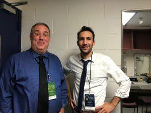A picture of Josh and Alec Karakatsanis