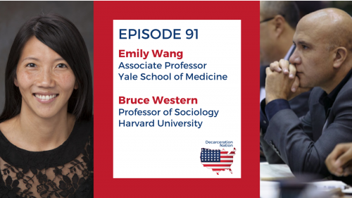 Episode 91 Bruce Western and Emily Wang