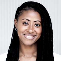 A picture of Jamira Burley