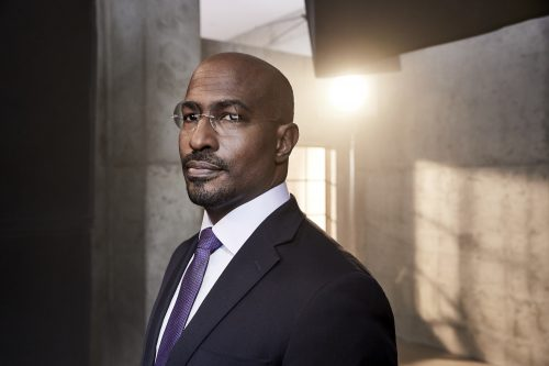 Picture of Van Jones Josh's guest for episode 100 of the Decarceration Nation Podcast