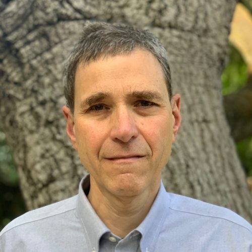 """A picture of David Sklansky, author of the book """"A Pattern of Violence,"""" and Joshua B. Hoe's guest for Episode 106 of the Decarceration Nation Podcast"""