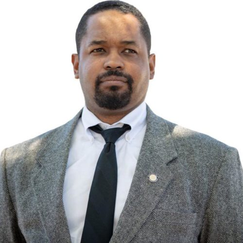 A picture of State Senator Sharif Street, Josh's guest on Episode 107 of the Decarceration Nation Podcast